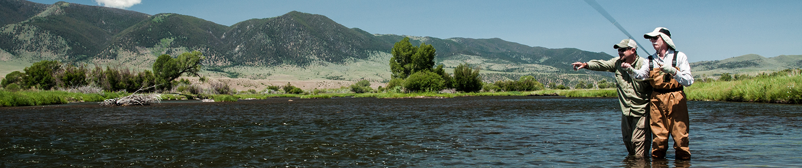 Guided montana fly fishing trips fins feathers of bozeman for Montana fishing trips