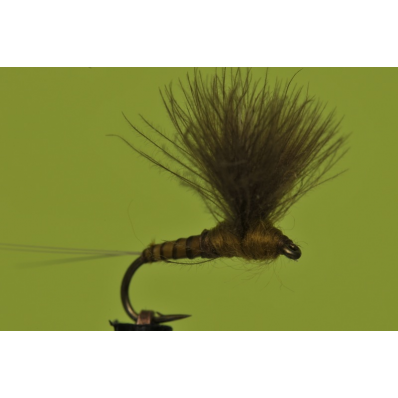 CDC BWO Comparadun for fly fishing Montana's BWO hatches