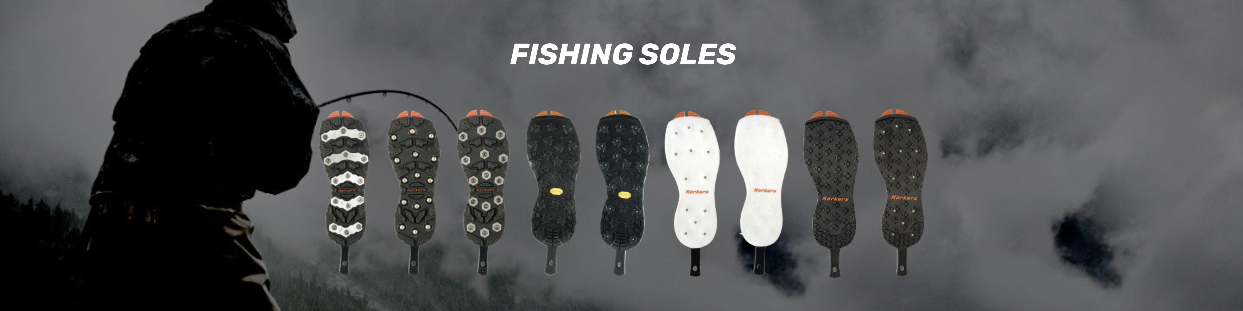 Korkers Omnitrax Sole Selections