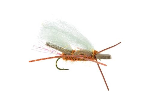 Chubby Chernobyl for dry fly fishing on the upper Madison River.