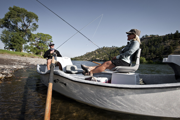guided montana fly fishing trips fins feathers of bozeman